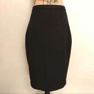 EUC Black Banana Republic Pencil Skirt